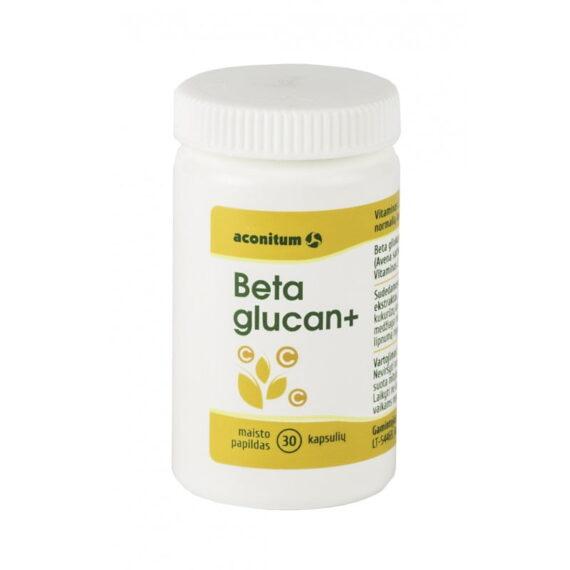 beta-glucan-aconitum-n30